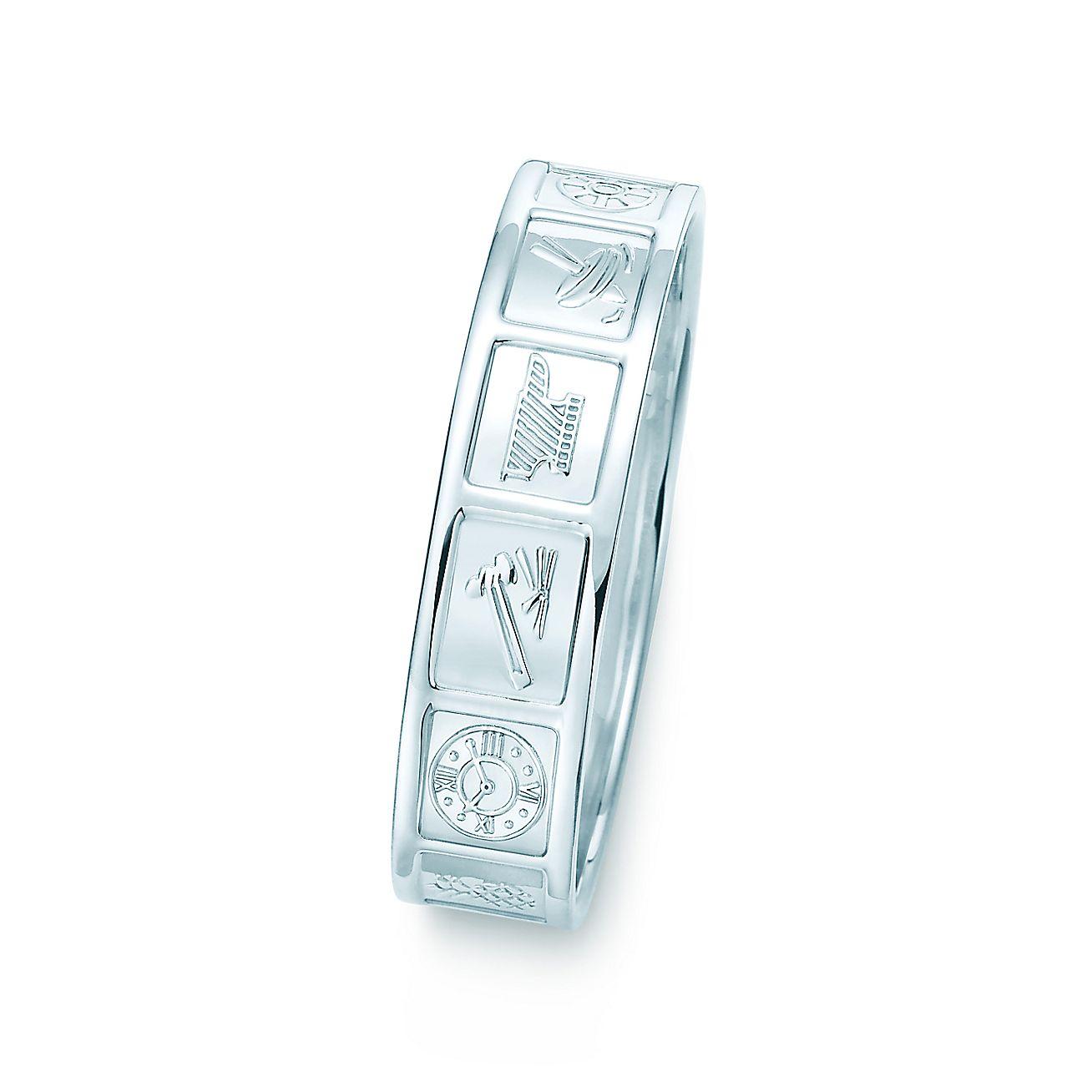 Tiffany Silver Studio:Napkin Ring