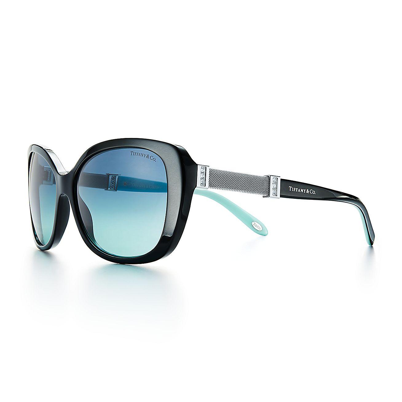 630e50abb615 Cat Eye Sunglasses Tiffany