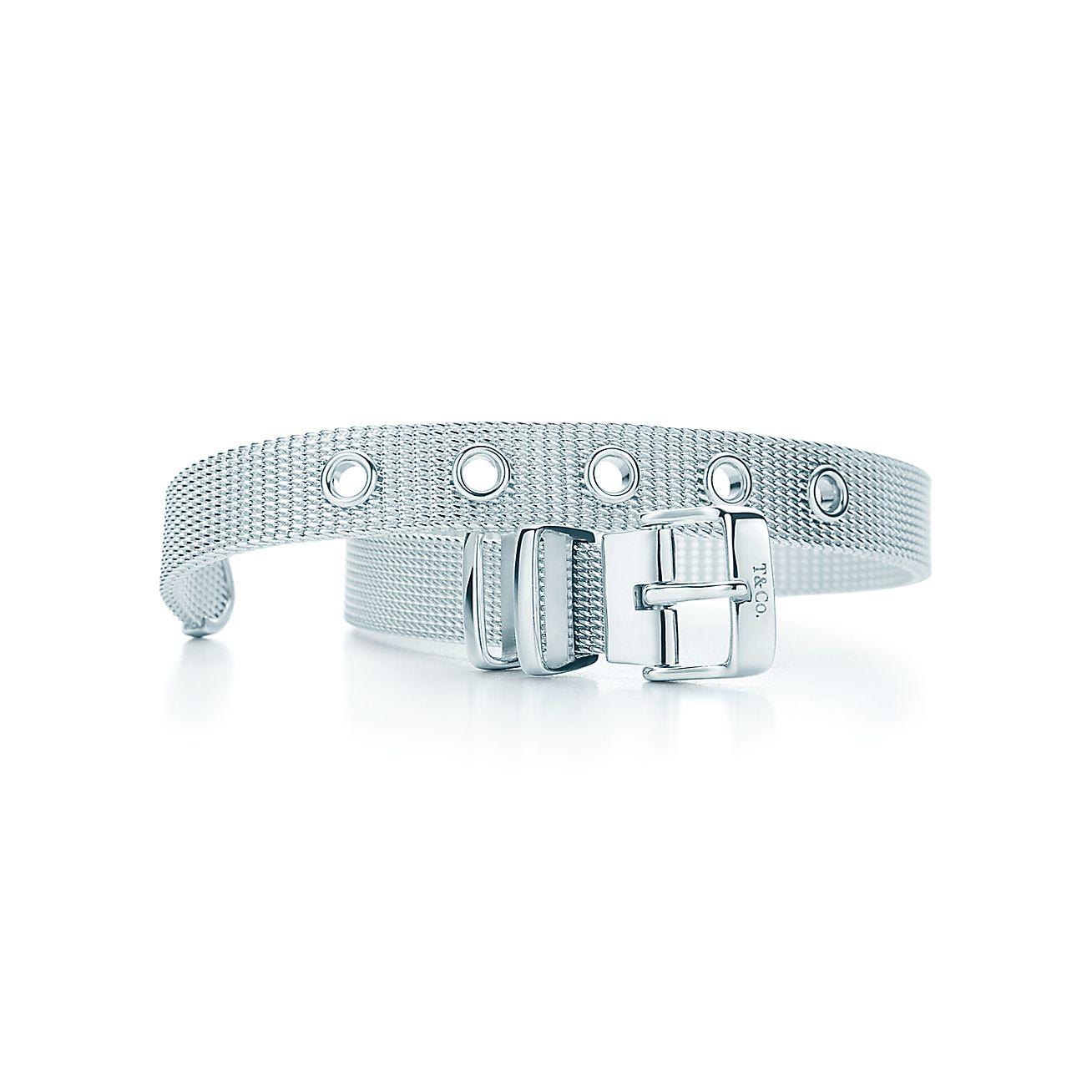 Tiffany Somerset™:Narrow Buckle Bracelet