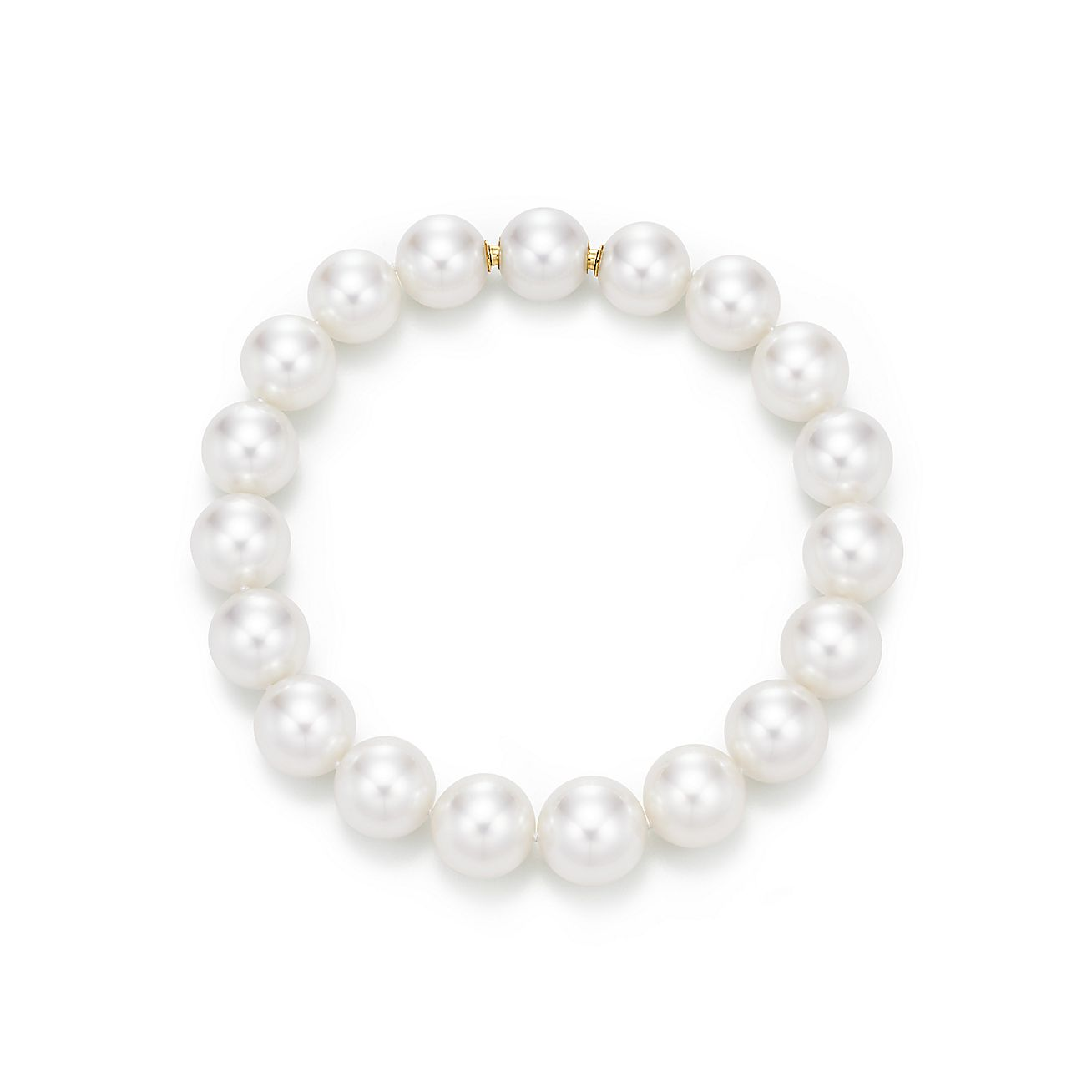 Tiffany South Sea Noble:Pearl Bracelet