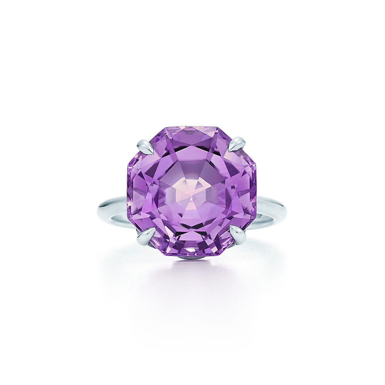Tiffany Sparklers:Lavender Amethyst<br>Ring