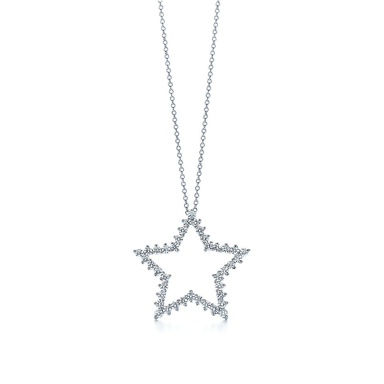 Tiffany Stars:Pendant