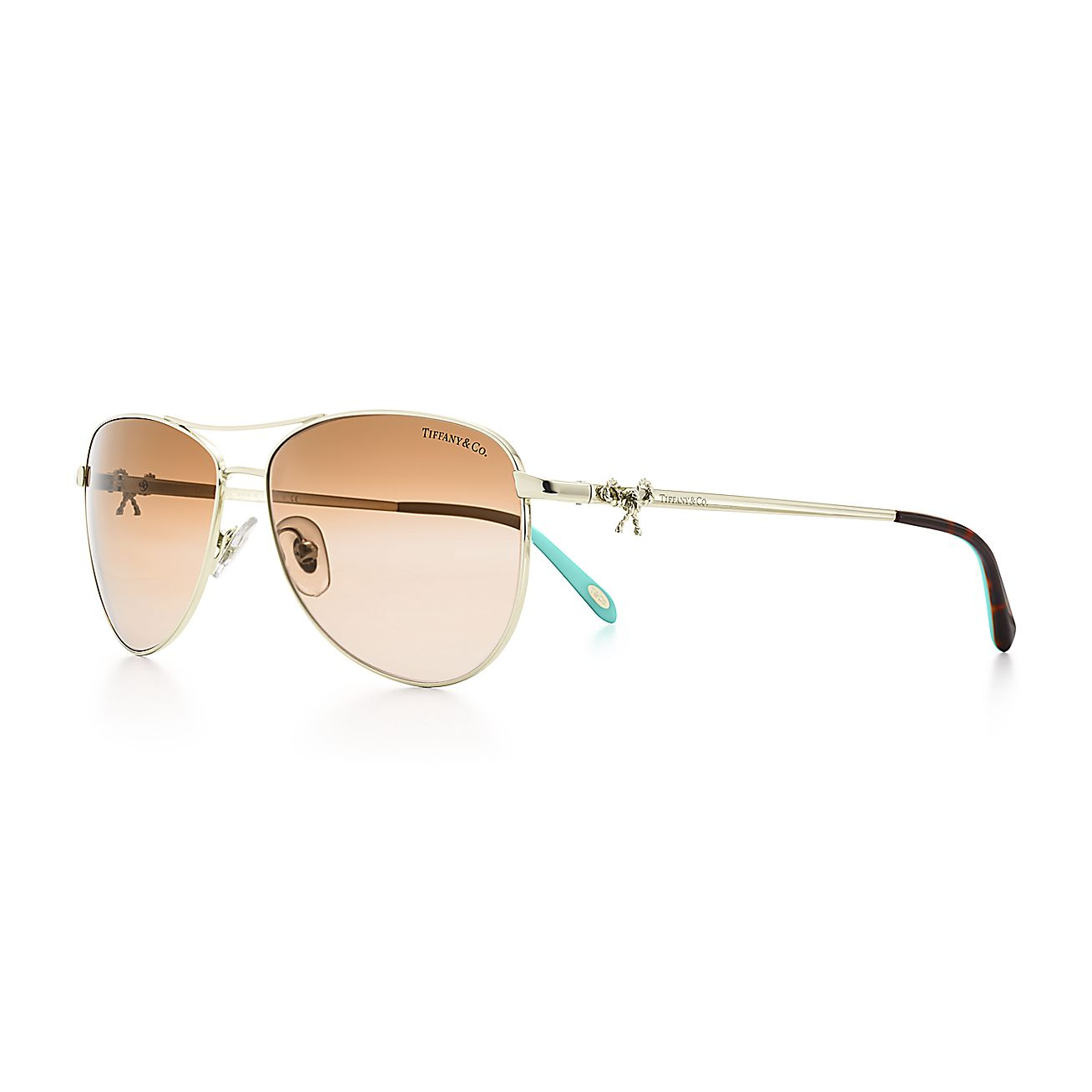 5d987bbc52c5 Tiffany And Co Locks Aviator Sunglasses | United Nations System ...