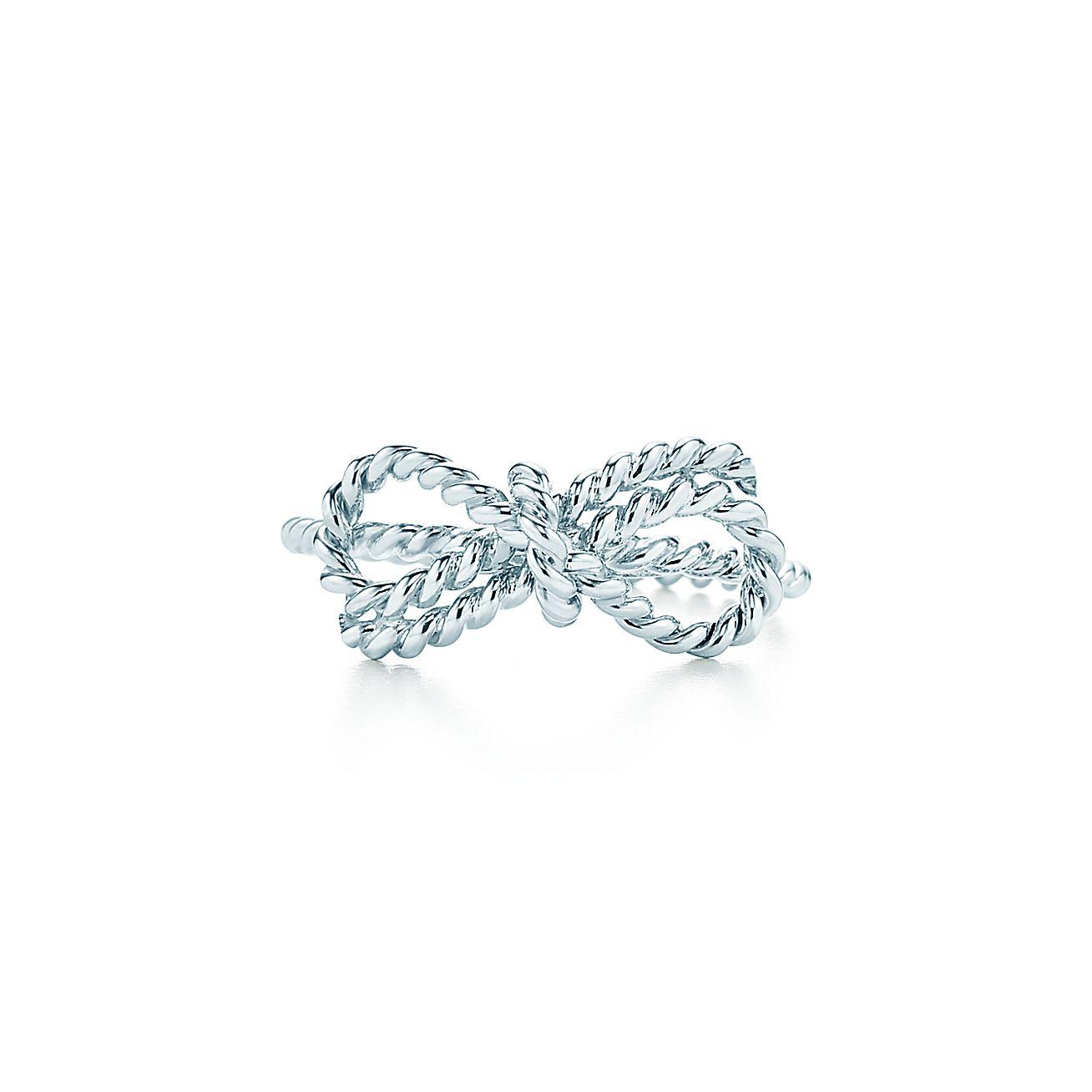 Tiffany Twist:Bow Ring