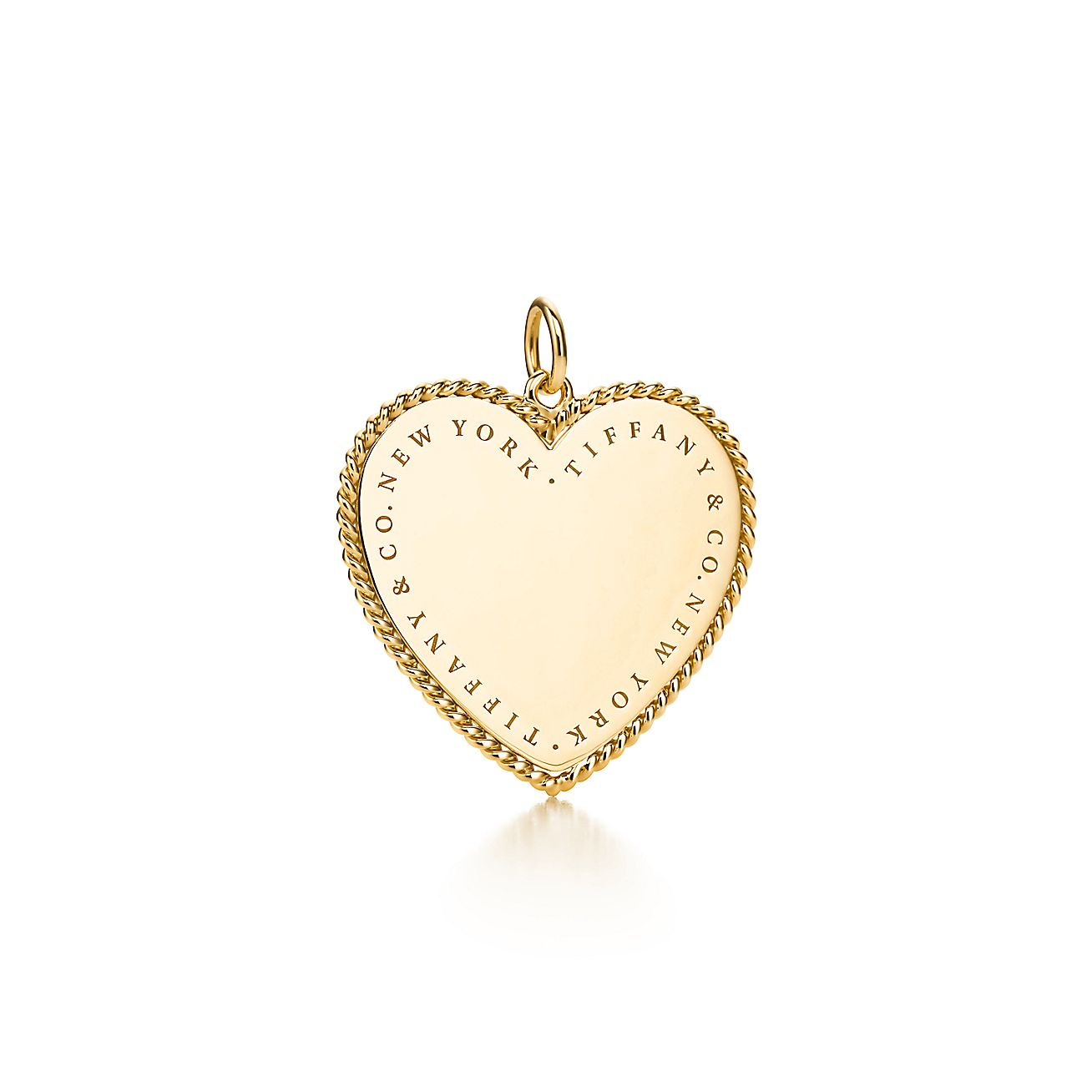 Tiffany Twist:Heart Charm