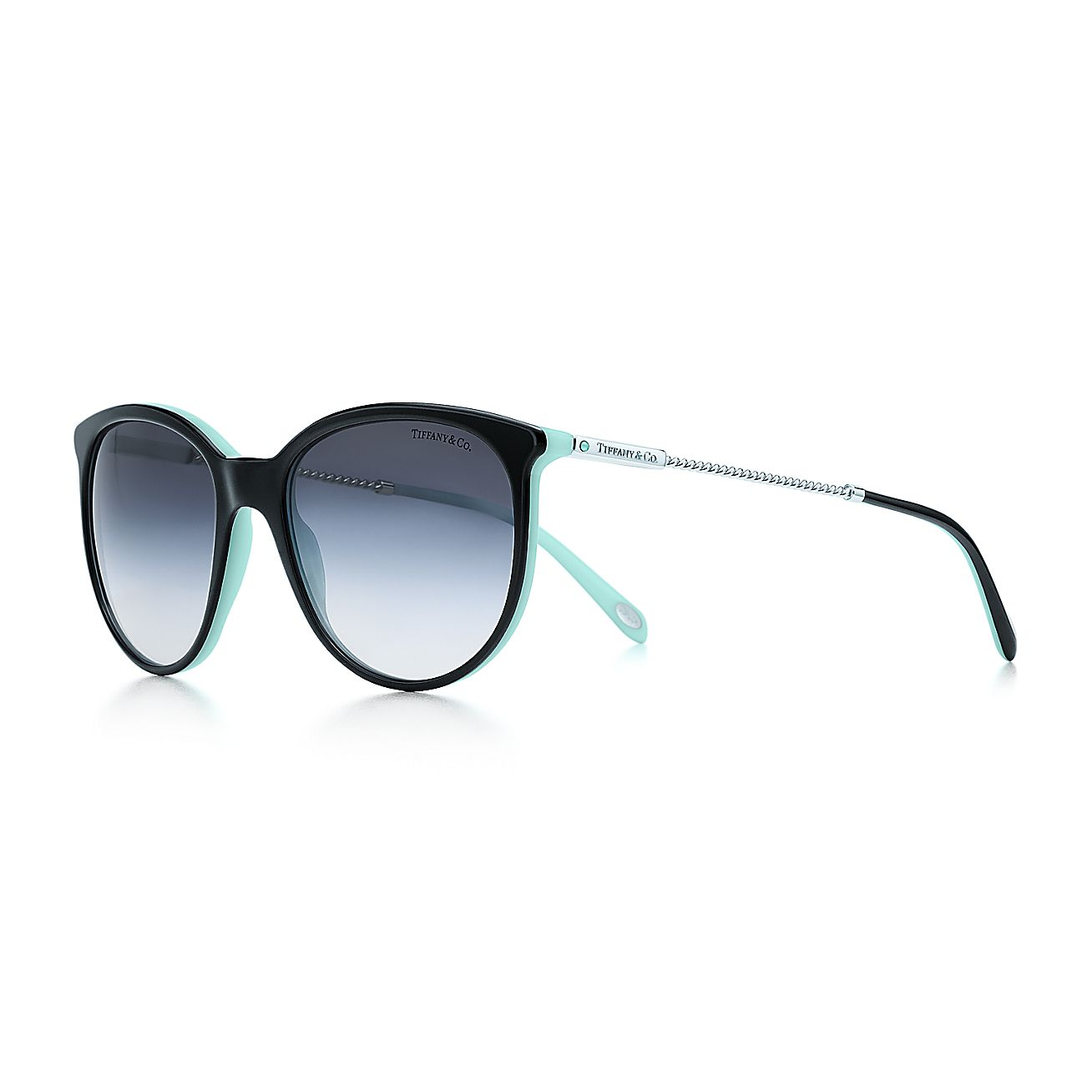 Tiffany Twist:Round Sunglasses