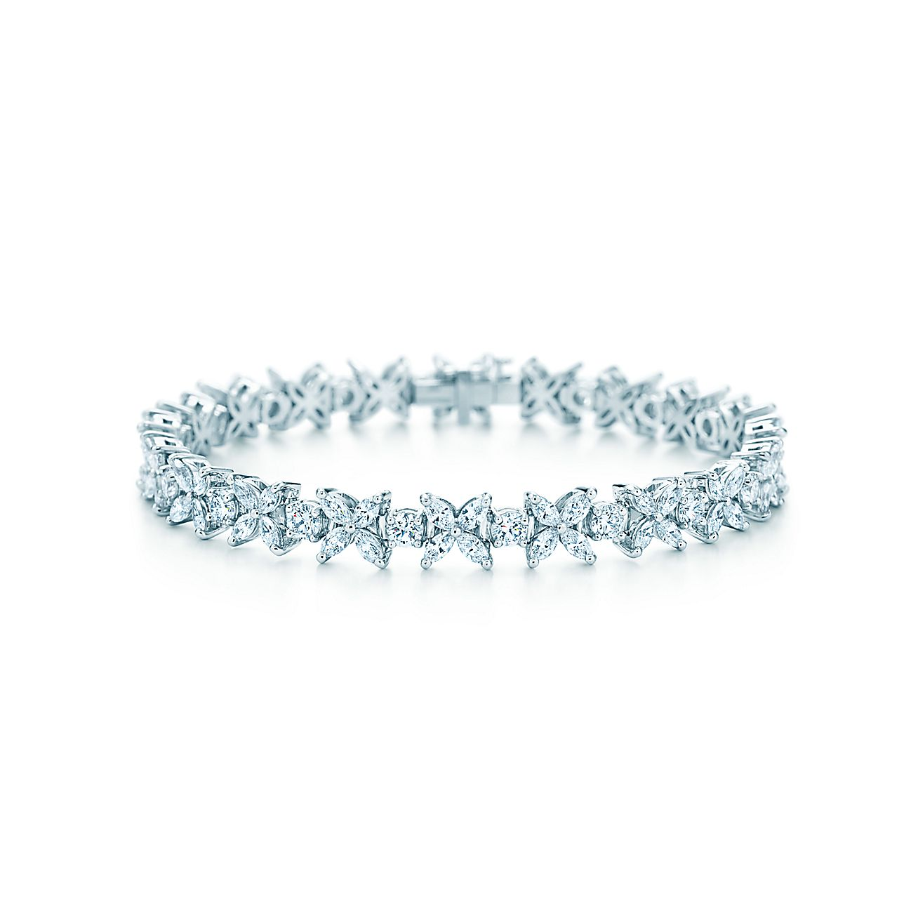 Tiffany Victoria®:Alternating Bracelet