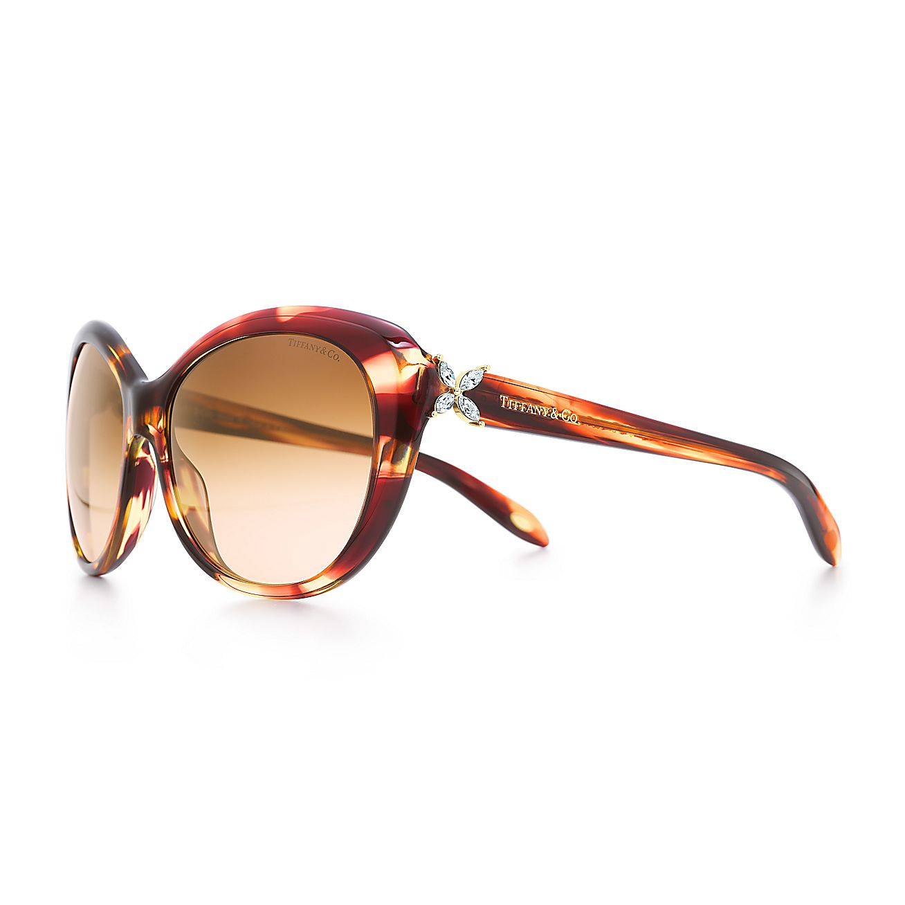 Tiffany Victoria™:Cat Eye Sunglasses