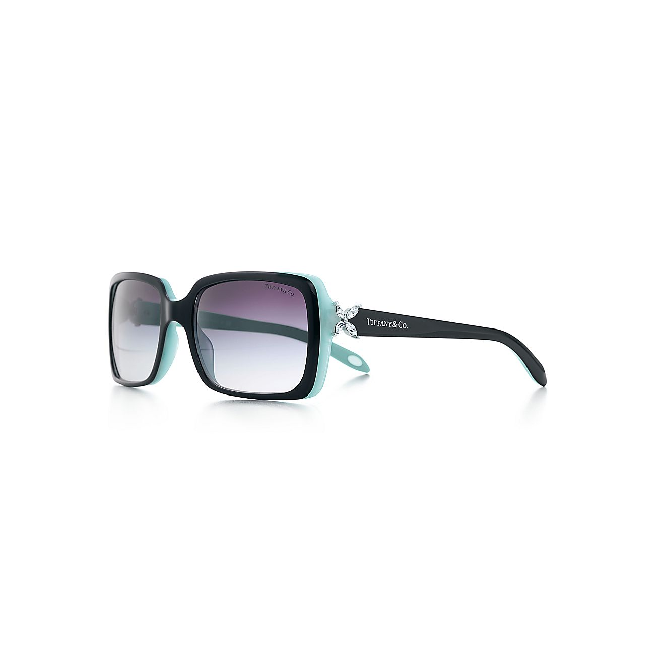 Tiffany Victoria®:Rectangular Sunglasses
