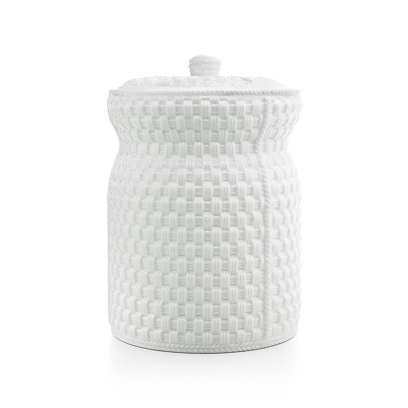 Tiffany Weave:Canister