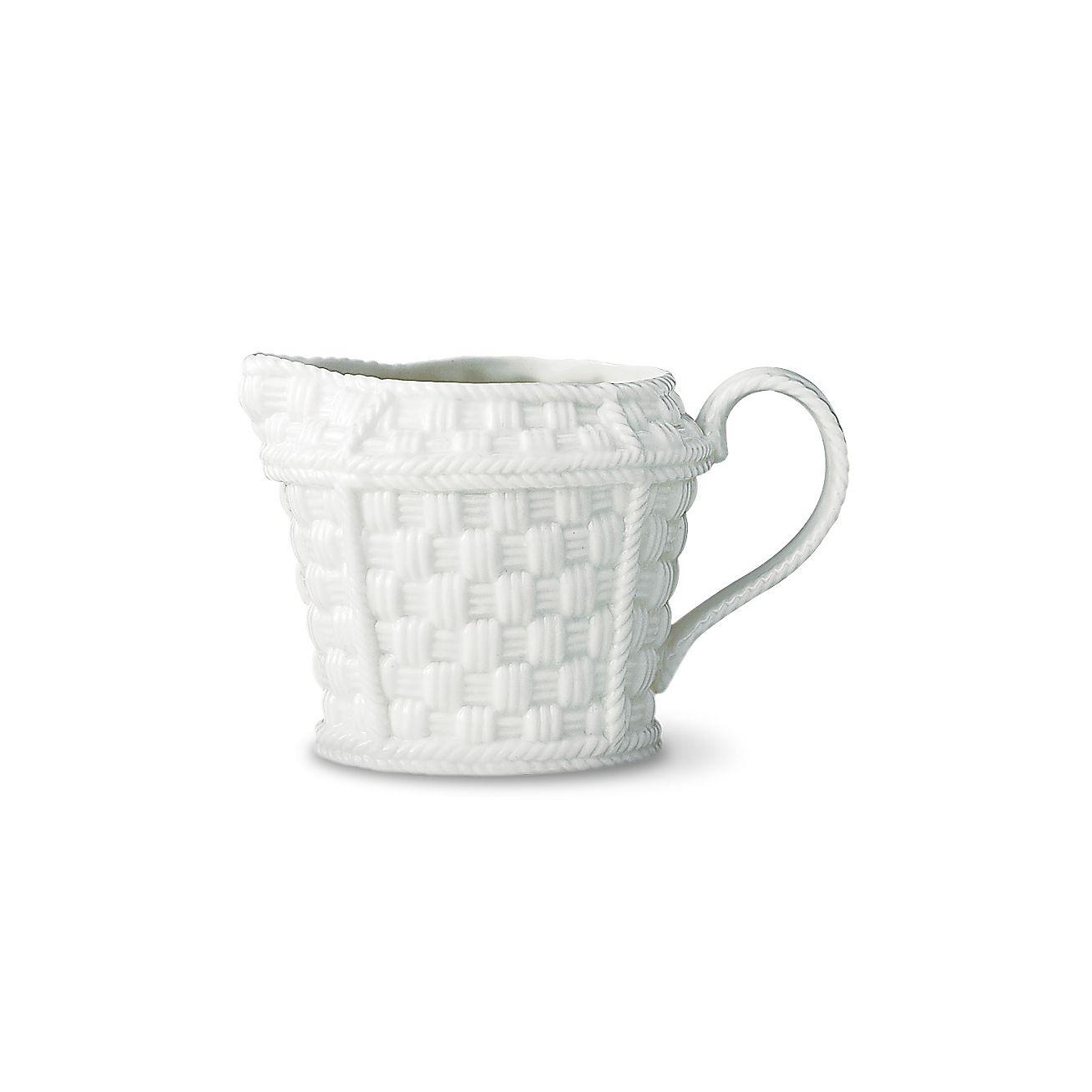 Tiffany Weave:Creamer