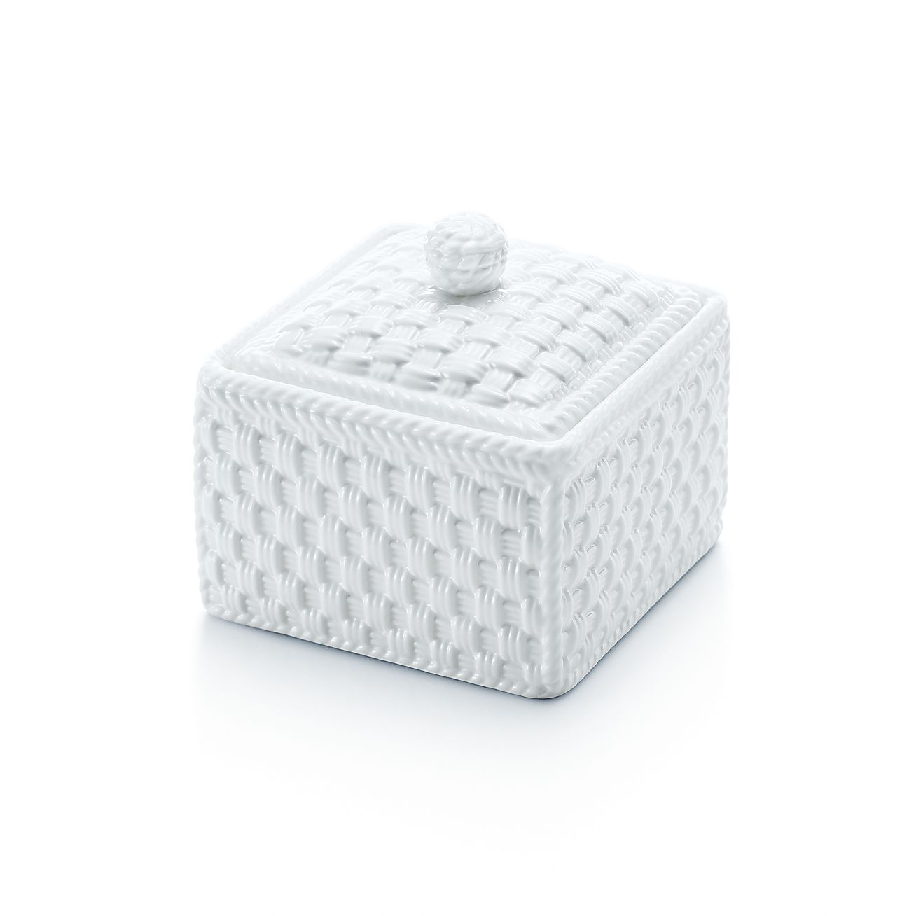 Tiffany Weave:Square Box