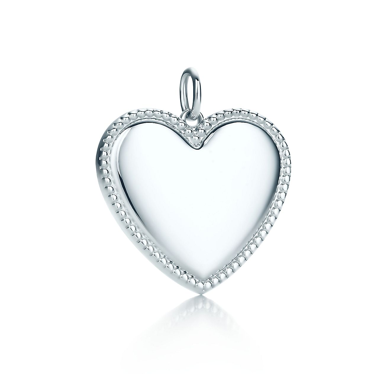 Tiffany Yours<br>heart charm