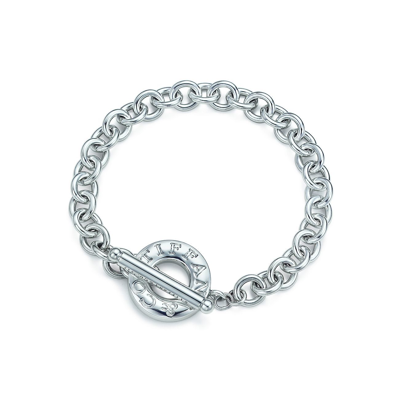 toggle bracelet in sterling silver co