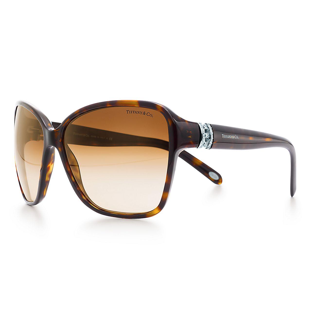 Voile:Cat Eye Sunglasses