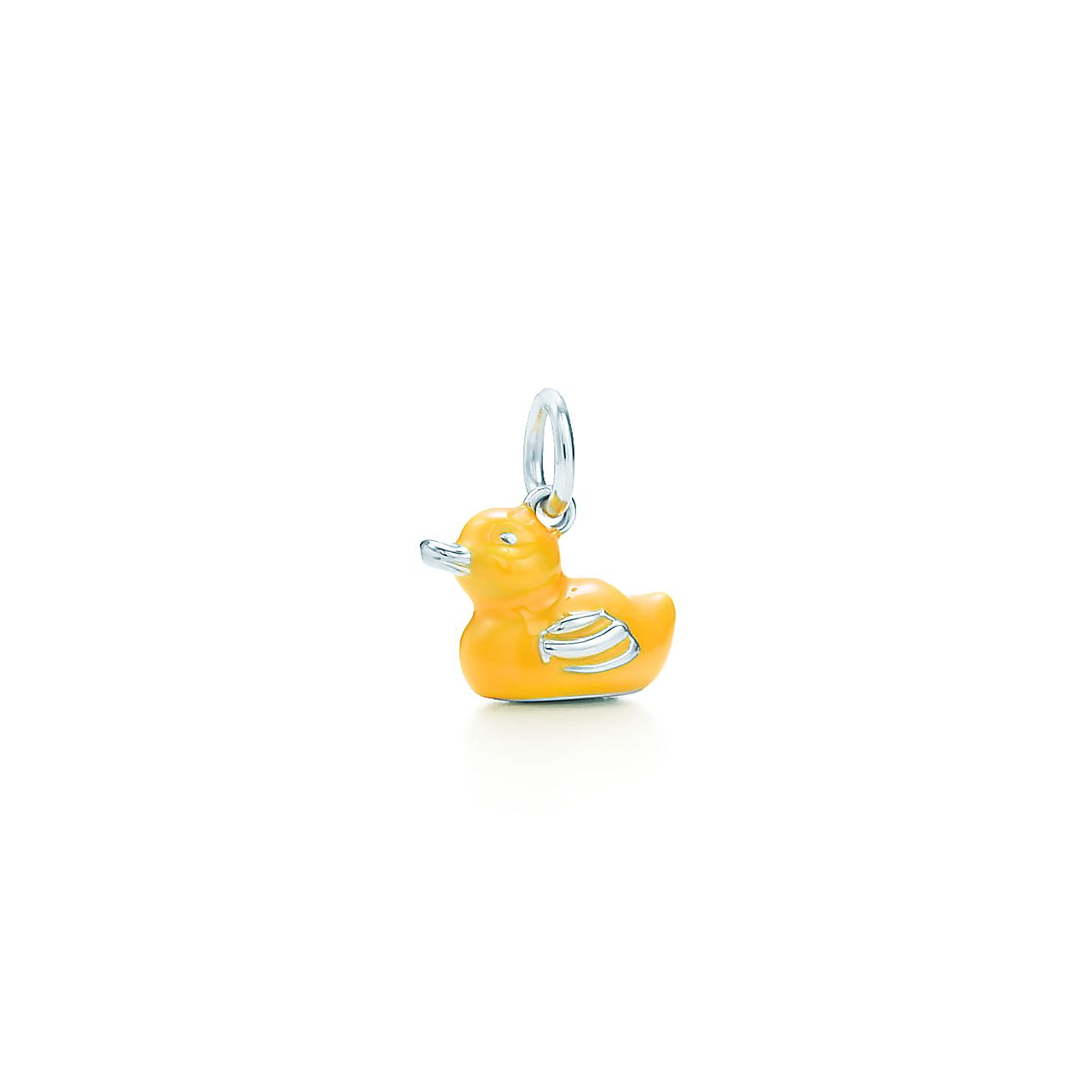 Yellow Duck Charm