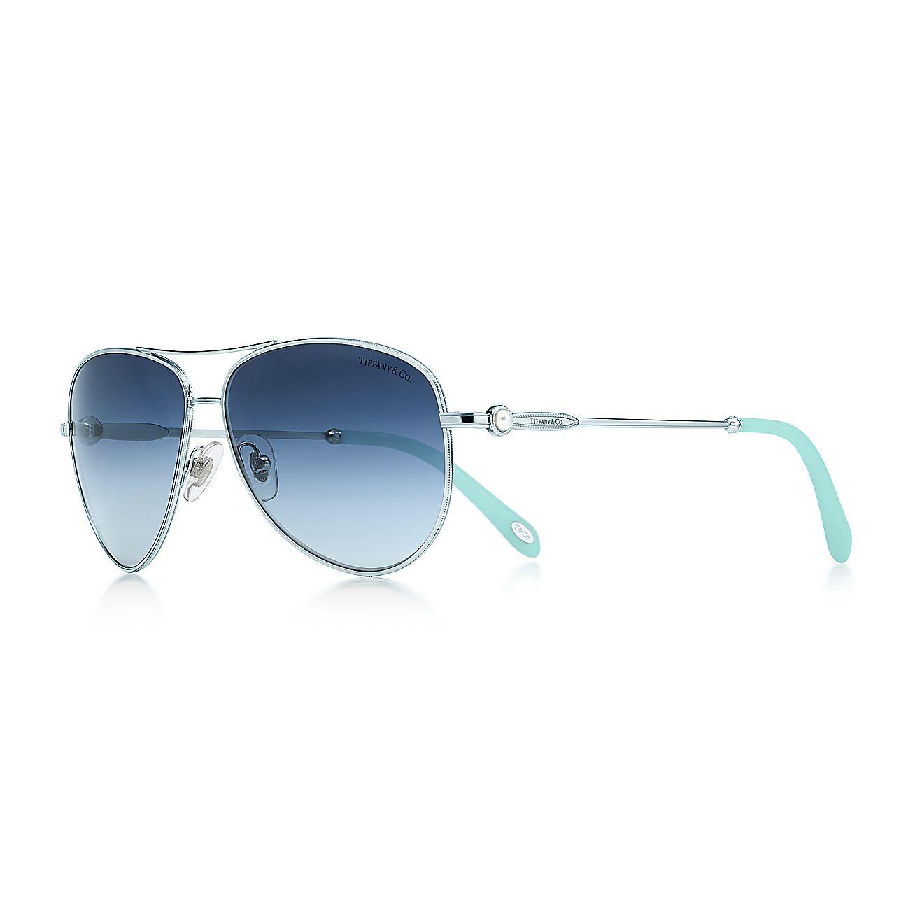 a6ef0e3c74e1 Tiffany Aviator Sunglasses Silver « Heritage Malta