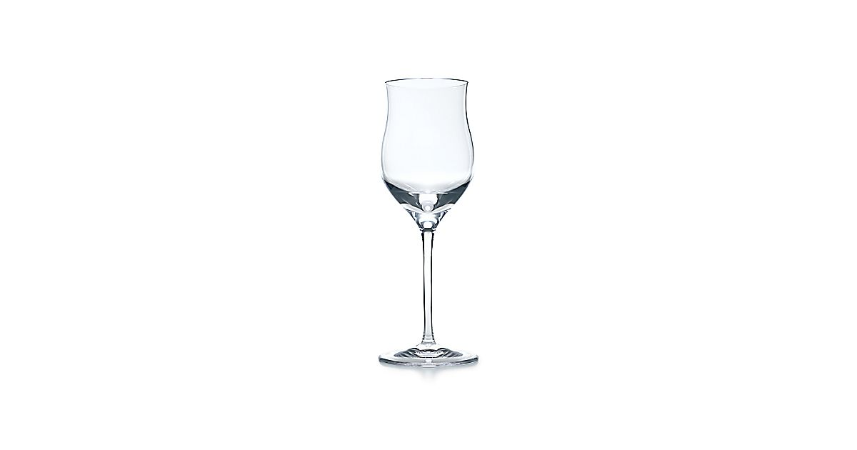 All Purpose Dessert Wine Glass In Handmade Mouth Blown