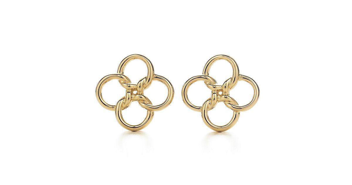 2ce282ad0 tiffany quadrifoglio earrings