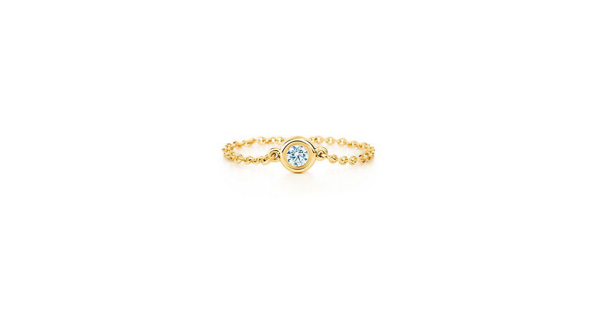 elsa peretti 174 diamonds by the yard 174 ring in 18k gold