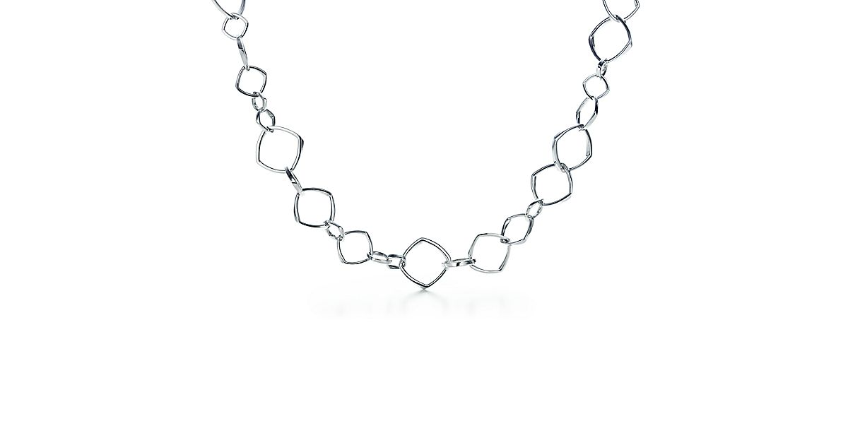 Frank Gehry Torque Necklace In Sterling Silver Tiffany