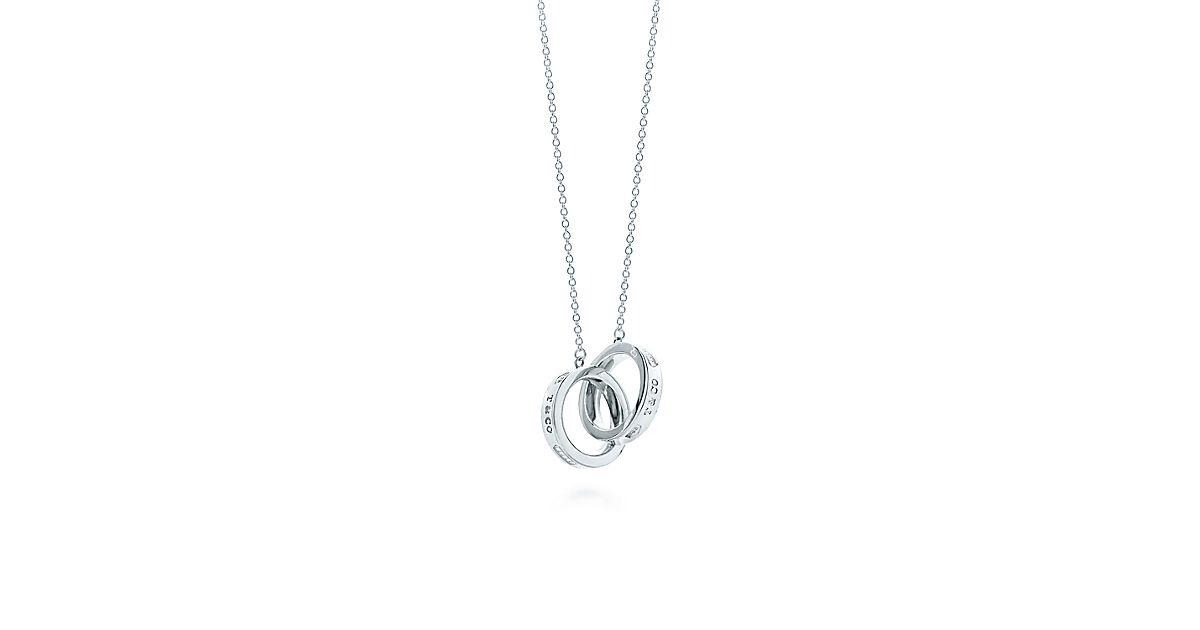 Tiffany 1837 interlocking circles pendant on a 16 chain tiffany 1837 interlocking circles pendant on a 16 chain tiffany co mozeypictures Gallery