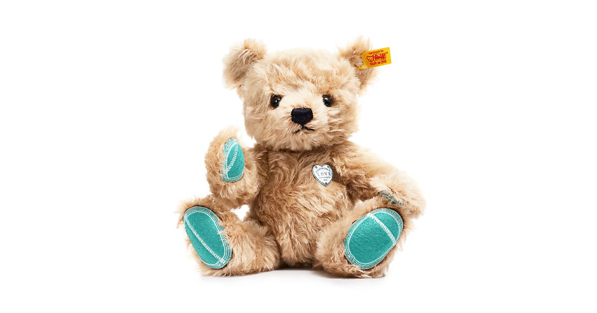 Tiffany x Steiff Return to Tiffany™ Love teddy bear in ...