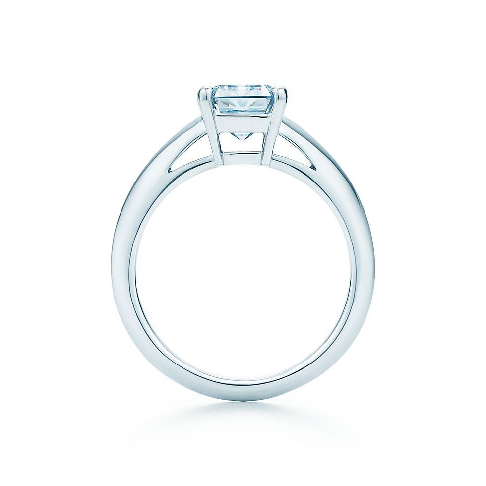 Emerald Cut Engagement Rings Engagement Rings | Tiffany & Co.
