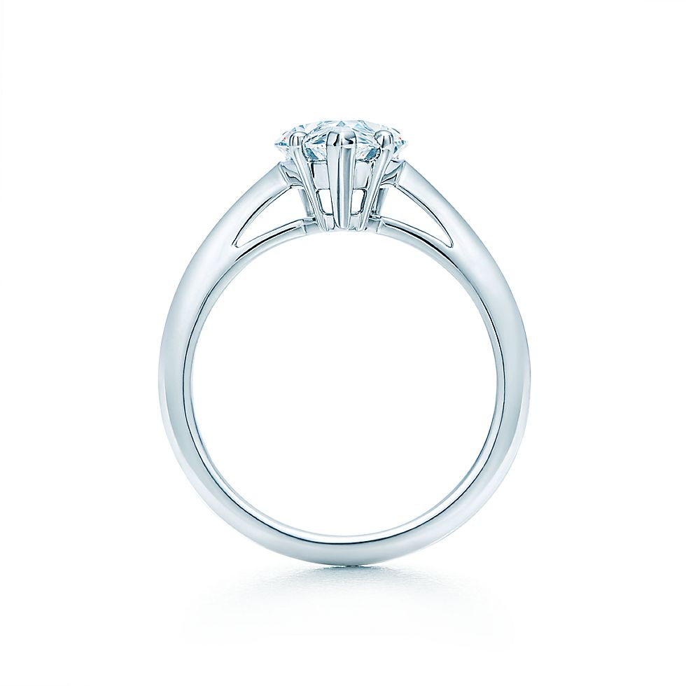 Pear Shaped Diamond Engagement Rings | Tiffany U0026 Co.