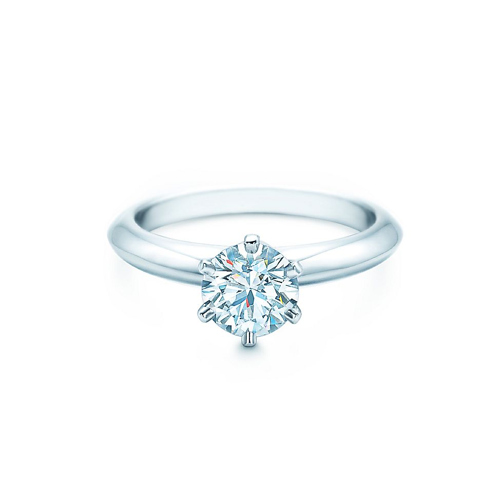 The tiffanyr setting verlobungsringe tiffany co for Tiffany weddings rings