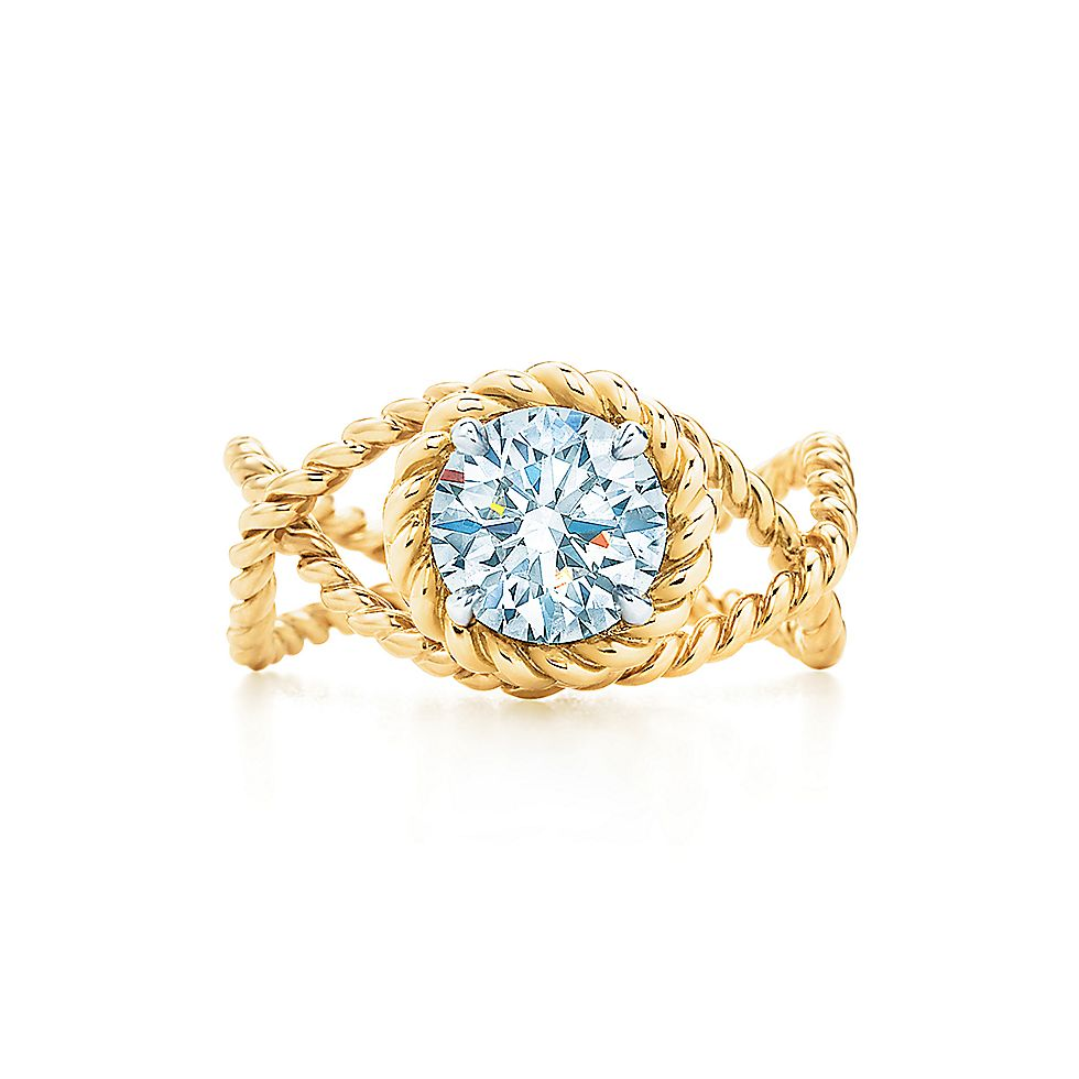 Tiffany & Co. Schlumberger® <br>Rope Ring