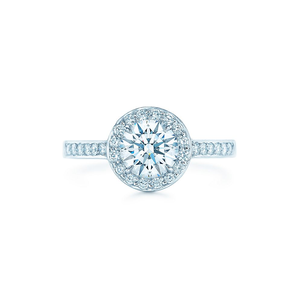 Tiffany Embrace™ Engagement Rings | Tiffany & Co.