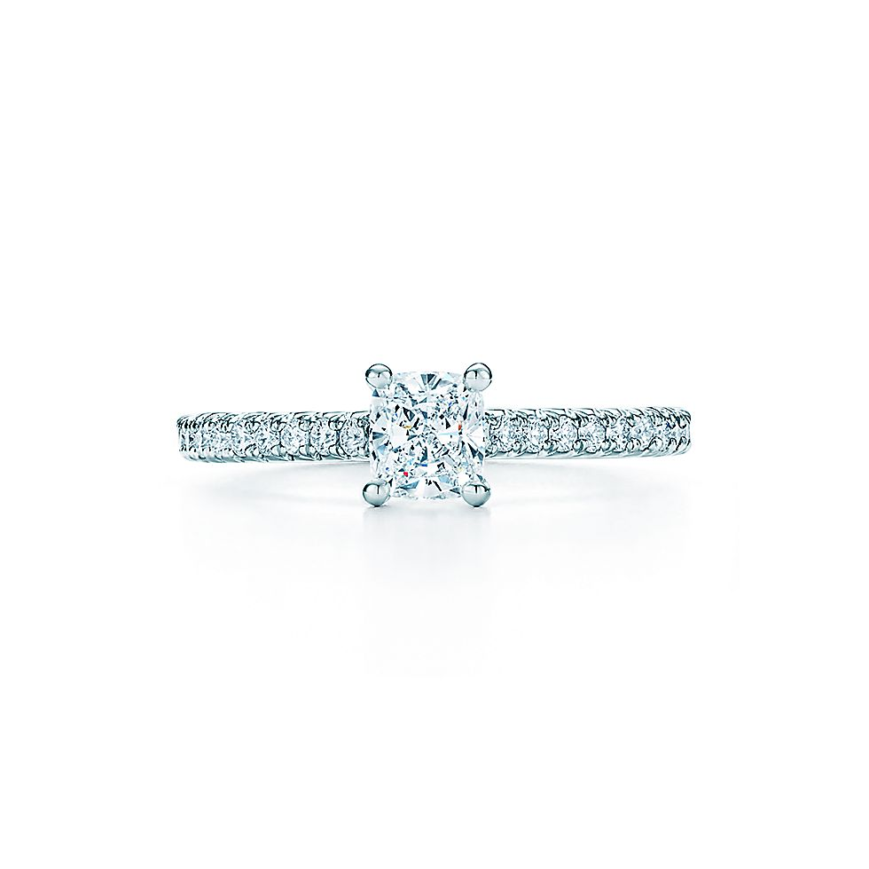 Tiffany Novo 174 Engagement Rings Tiffany Amp Co