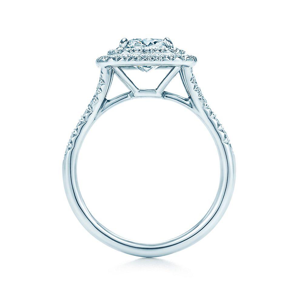 Engagement ring tiffany  Tiffany Soleste Engagement Rings | Tiffany & Co.