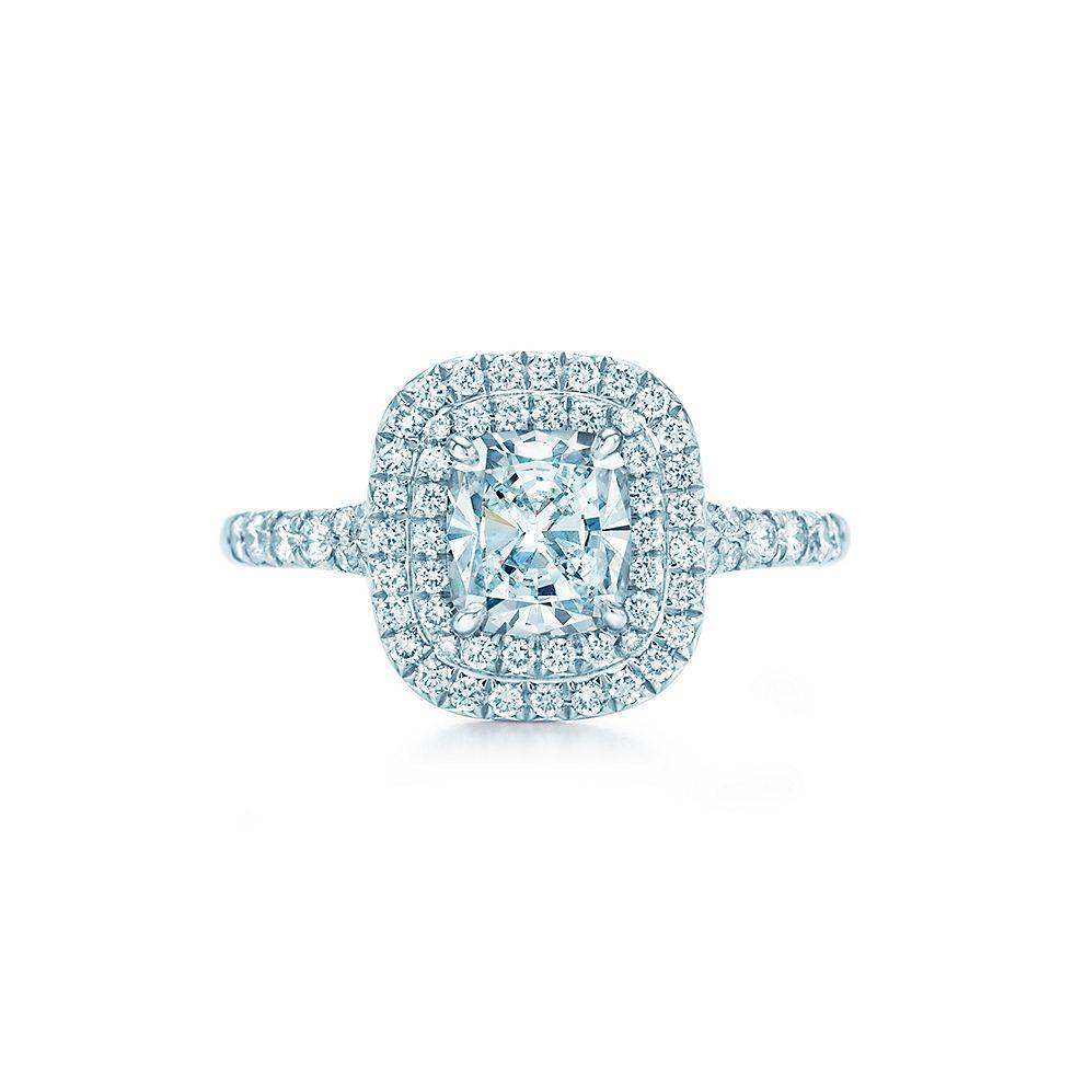 tiffany soleste engagement rings tiffany co - Tiffanys Wedding Rings