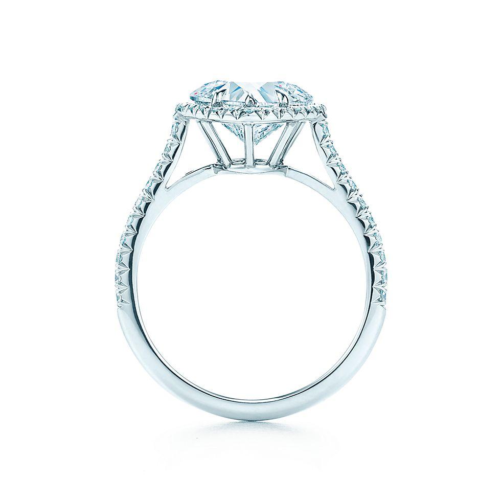 Tiffany Diamond Hoop Ring
