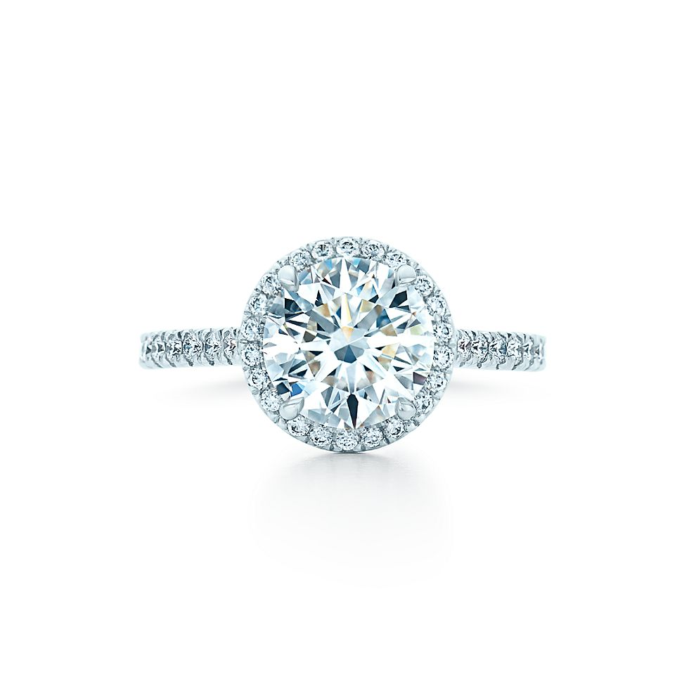 Tiffany Engagement Rings Round 9 Expensive Thi...