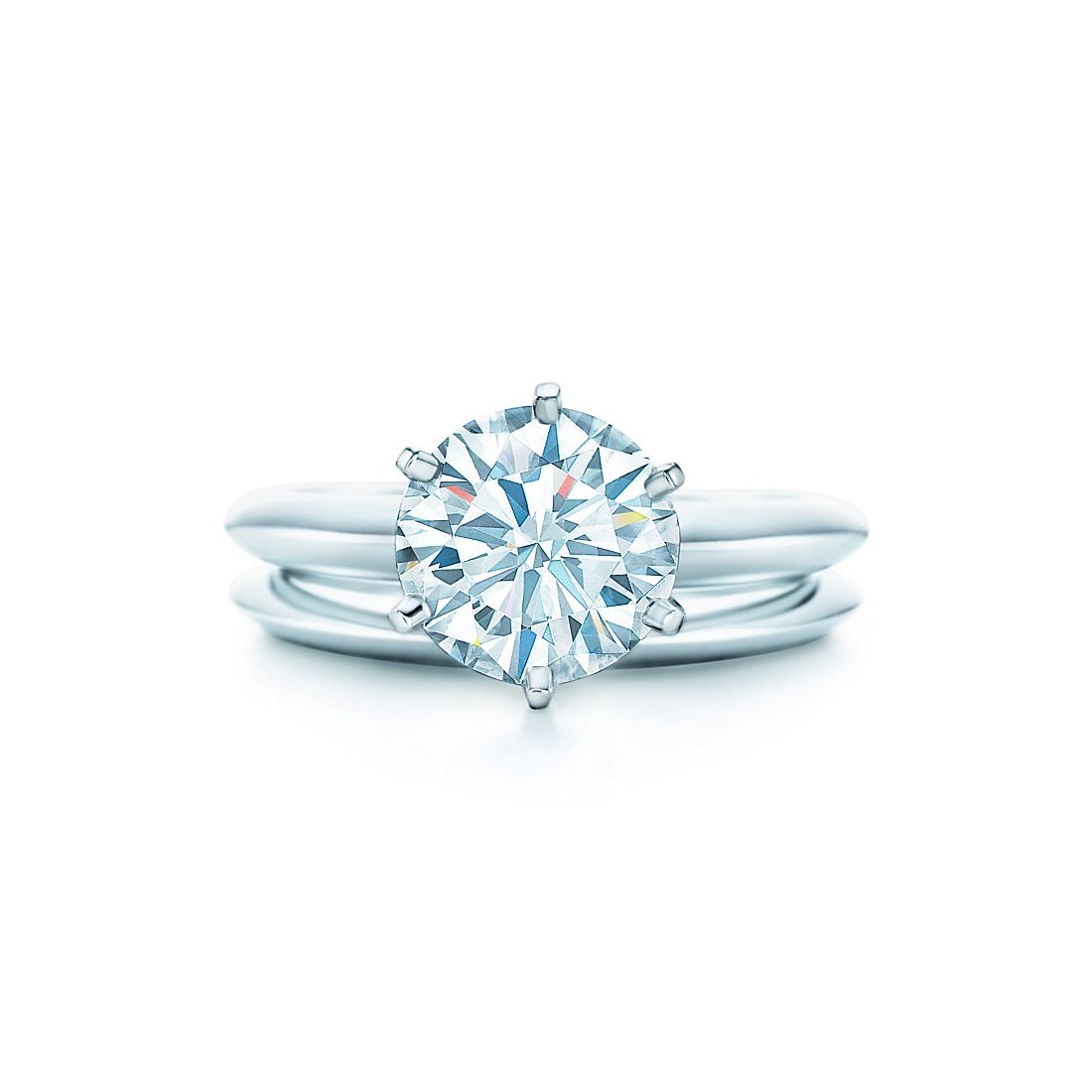 Wedding ring tiffany solitaire rings