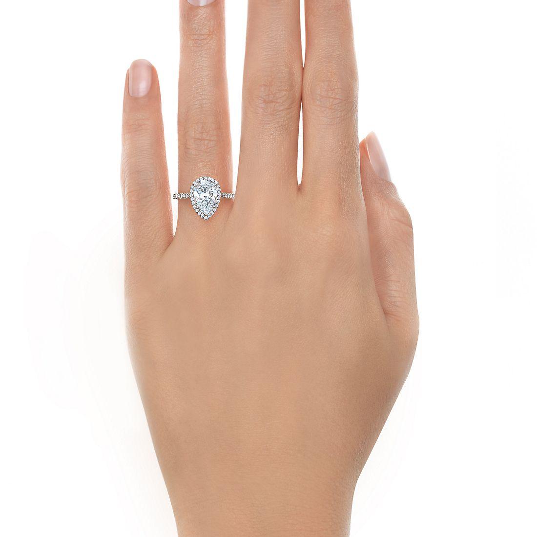 Pear Shaped Diamond Wedding Ring 91 Inspirational Pear diamond rings australia
