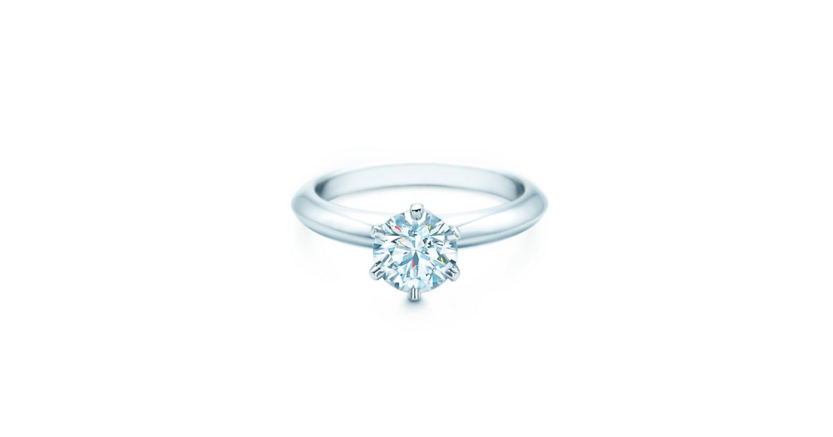 The tiffanyr setting engagement rings tiffany co for Tiffany weddings rings