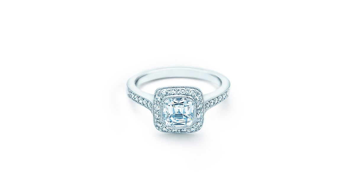 Tiffany Legacy Engagement Rings