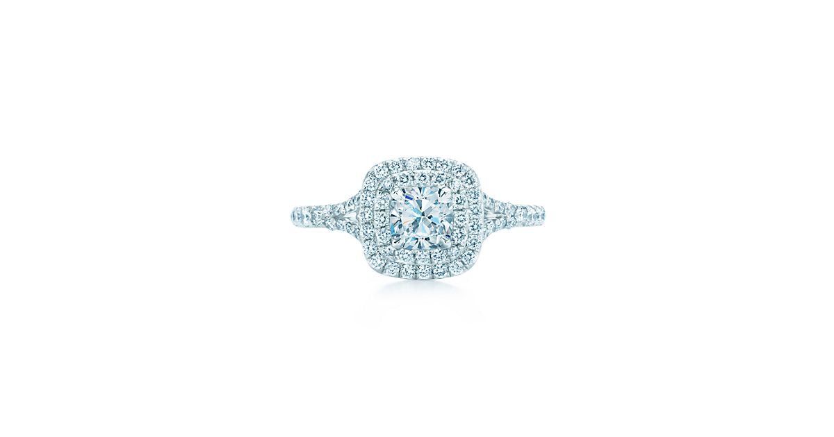 Tiffany Soleste Engagement Rings