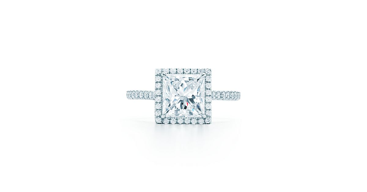 Princesse Diamant Bague TiffanyTiffanymeraudes Et Vendue UzMSVp