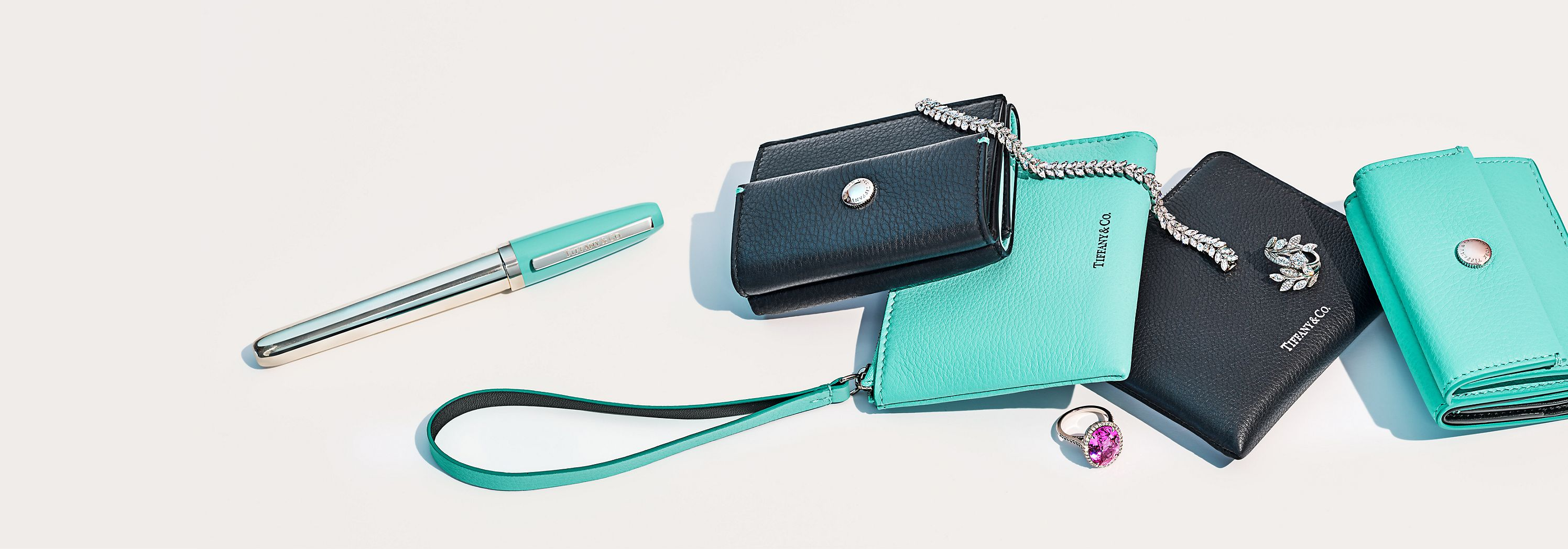 Shop Tiffany & Co. Luxury Leather Goods