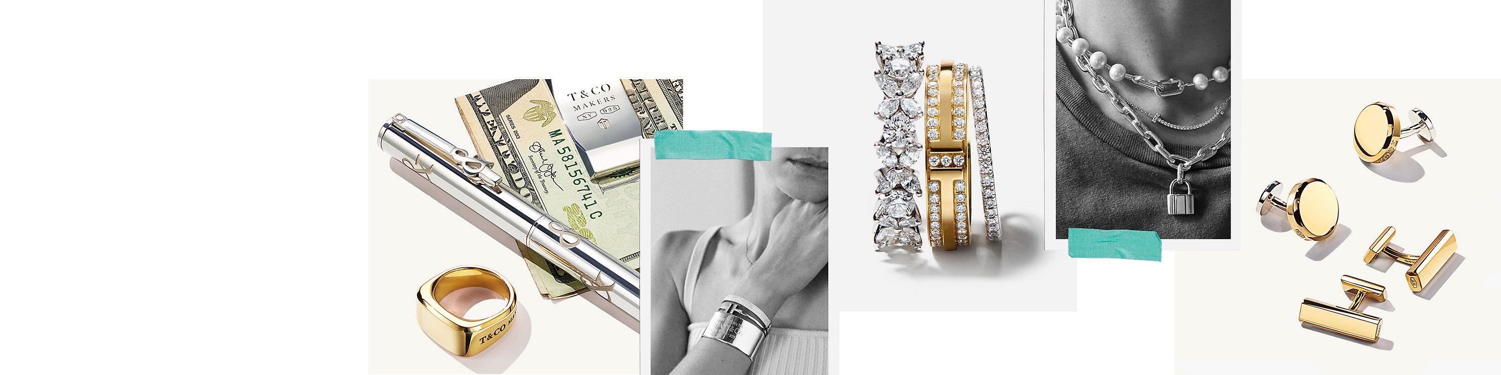 Tiffany & Co. Anniversary Gifts