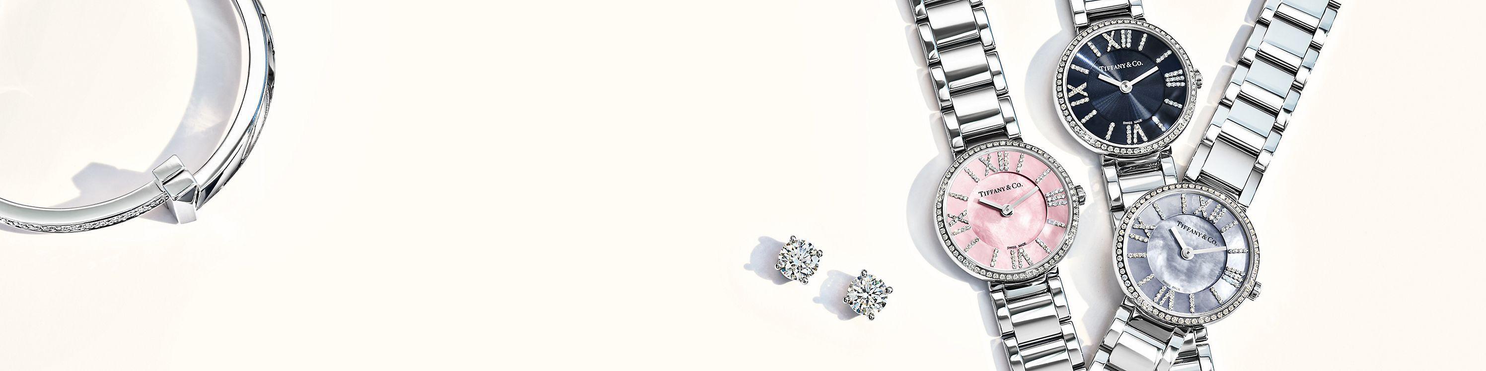 Shop Tiffany & Co. Atlas® Watches