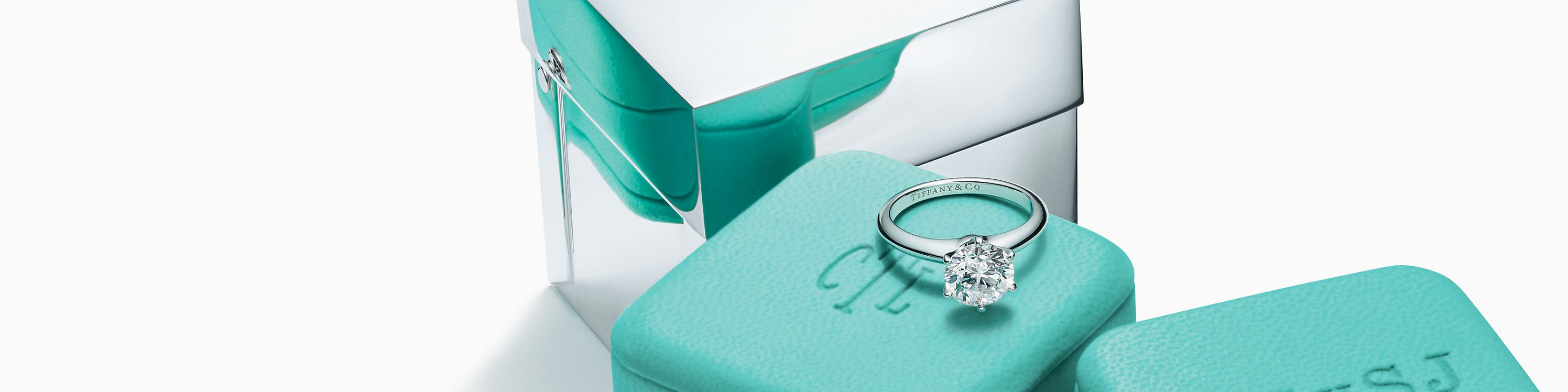 Browse Tiffany & Co. Engagement Rings