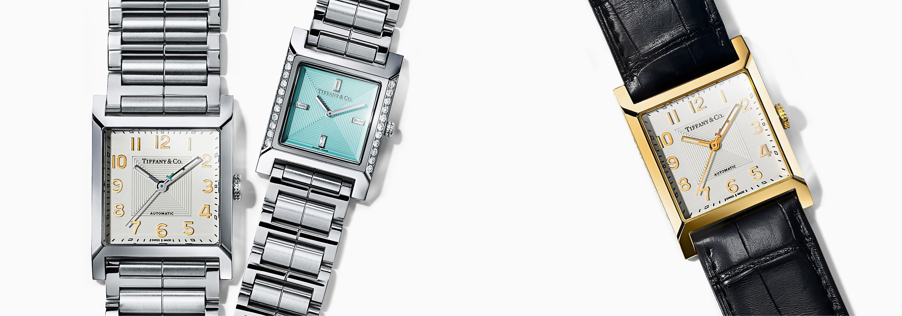 Tiffany 1837 Makers Watches