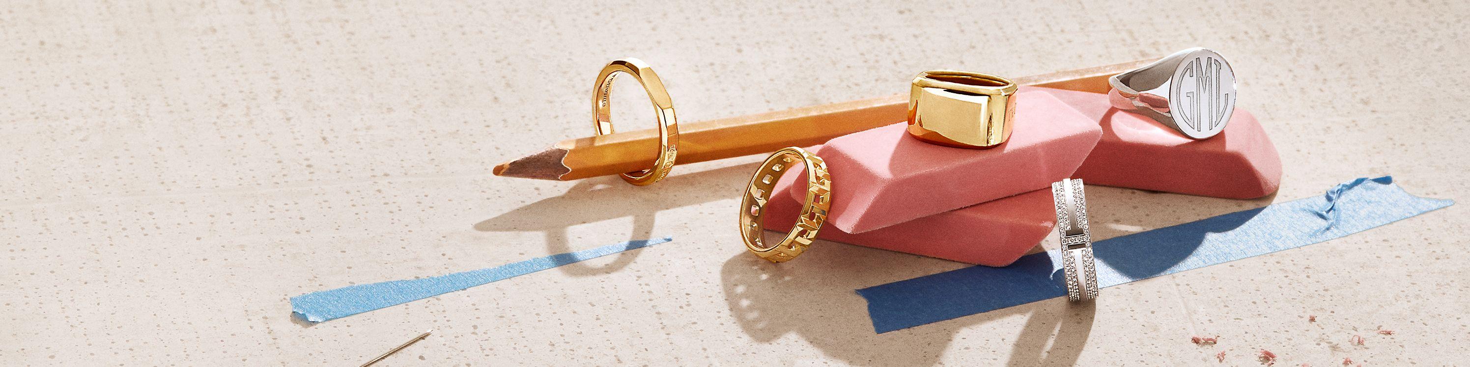 Tiffany & Co. rings for men