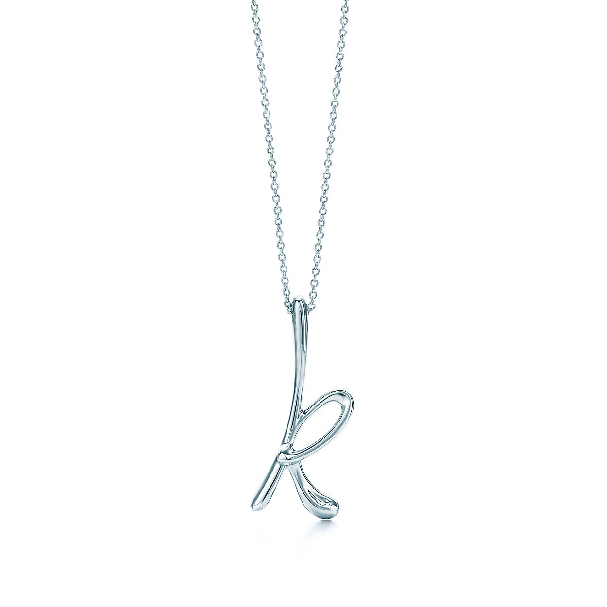 Tiffany alphabet necklace silver necklace wallpaper gallerychitrak tiffany co sterling silver letter a round pendant necklace 28676 tiffany initial necklace outlawdogsleds salada bowl rakuten global market tiffany co aloadofball Images